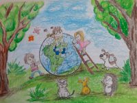 Адамян Иветта, 5,5 лет, Планета детства, МДОБУ 72