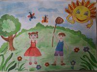 Ахоян София, 6 лет, Счастливое детство, МДОУ 41
