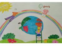 Бабенко Анна, 5 лет, Наша планета, МДОБУ 140