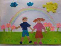 Дерманская Мария, 6 лет, Мы под радугой, МДОУ 107