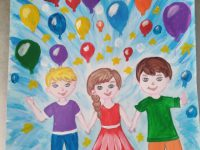 Ханикерян Николь, 6 лет, Я и мои друзья, МДОУ 110