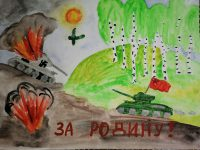 Калмык Адам, 6 лет, За Родину, МДОБУ 125