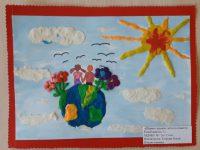 Ким Камилла, 5 лет, Шагают дружно дети по планете, МДОБУ 126