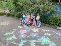 Коллективная работа старшей группы 9, 5-6 лет, Мир Детства, МДОБУ 125