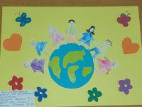 Костко Анна, 4 года, Мы маленькие дети на большой планете, МДОУ 136