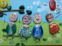 Козынцева Мария, 5 лет, Моя семья, МДОБУ 79