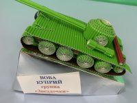 Куприй Владимир, 6 лет, Т-34, МДОБУ 40