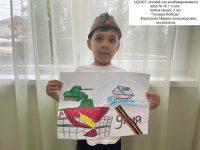 Эюбов Назим, 5 лет, Техника Победы, МДОБУ 45
