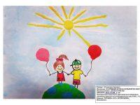 Михеева Анастасия, 6 лет, Дети планеты, МДОБУ 166
