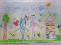Нукипишвили Юра, 6 лет, Счастливы вместе, МДОУ 107