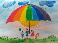 Сарибекян Леон, 5 лет, Главней всего погода в доме, МДОБУ 78